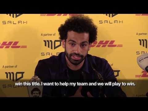 Salah  I aim to be consistent like Messi and Ronaldo   ESPN FC
