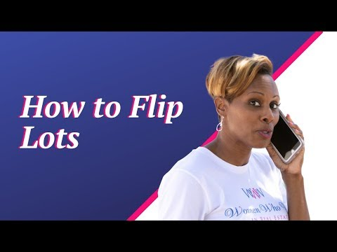 How to Flip Lots and Flip Vacant Land | REAL ESTATE INVESTING SECRETS