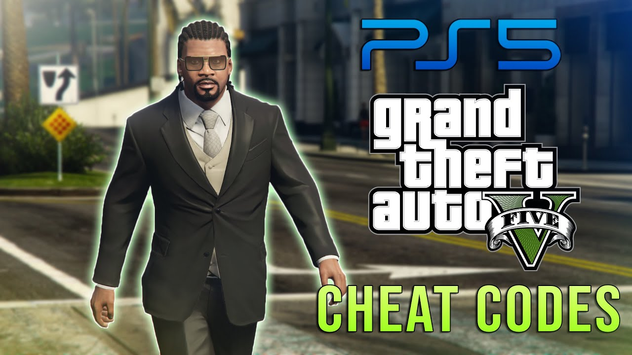 GTA 5 Cheats On PS4 / PS3 - Invincibility, Weapons, Money - GTA BOOM