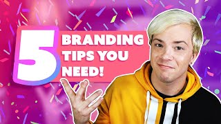 5 Branding Tips for Indie Artists | How to Find Your Artist Identity in Music