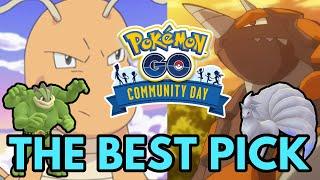 Best Community Day Pokemon   Pokemon GO
