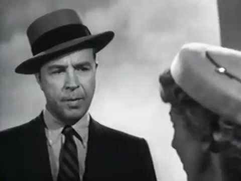 Four Star Playhouse: A Place Full of Strangers (Dick Powell)