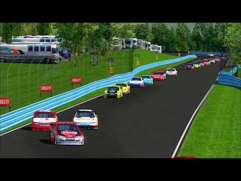 2017 Sony Cup Series Round 23 of Watkins Glen