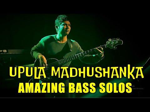 Amazing Bass solos collection by Upula Madhushanka (Sri lanka) thumbnail