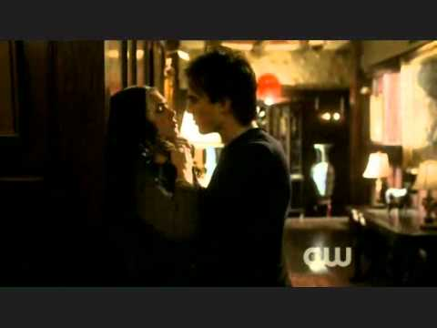in tvd when do elena and damon start dating
