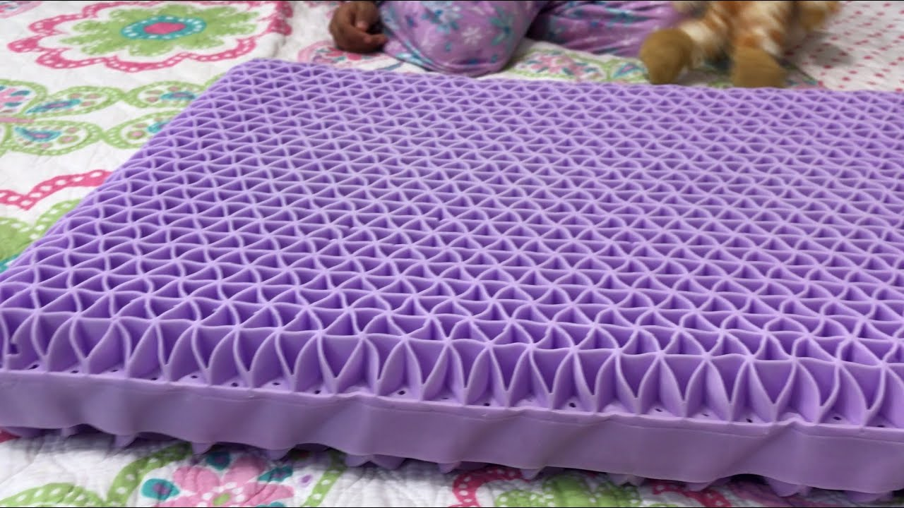PURPLE PILLOW REVIEW - AFTER USING IT FOR 2 MONTHS