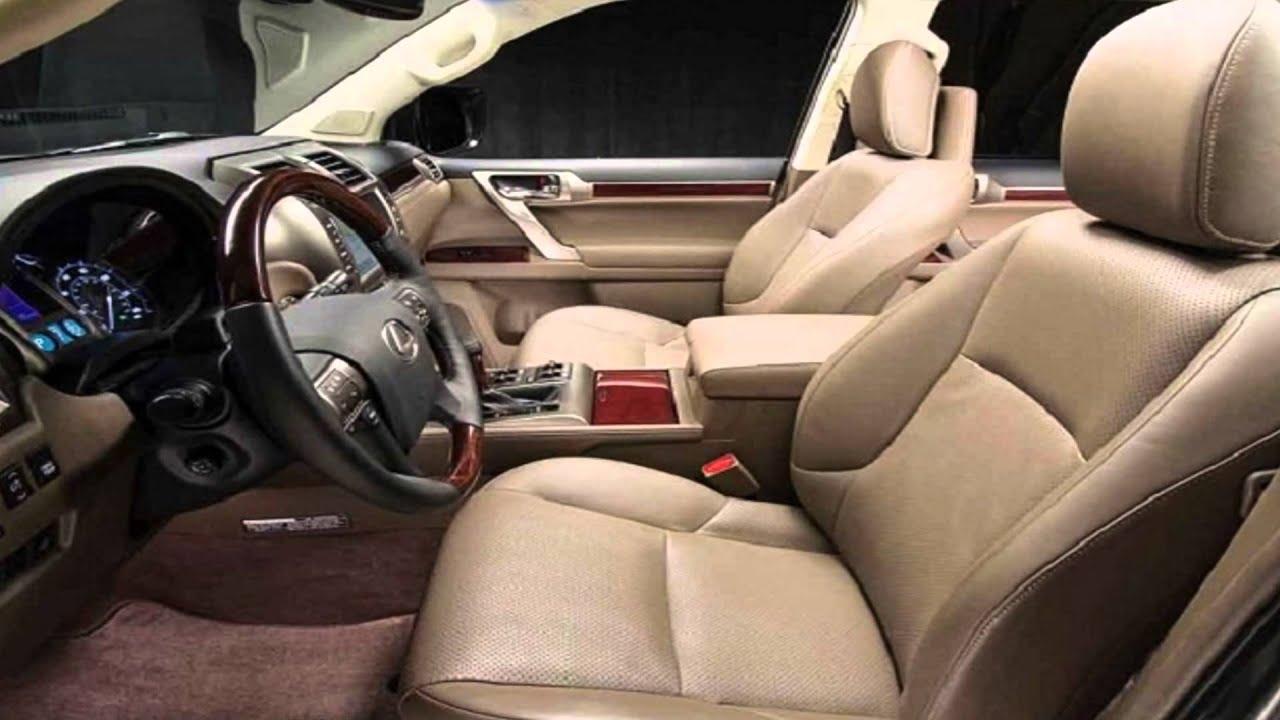 2017 Lexus Gx Interior First Drive Review