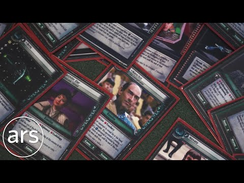 The Continuing Life of the Star Trek Customizable Card Game | Ars Technica