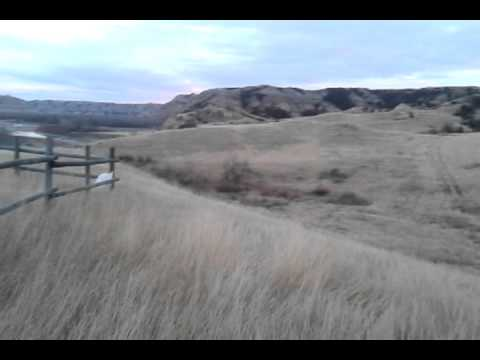 River Ghost Ranch, Little Missouri breaks, ND