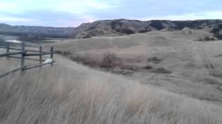 River Ghost Ranch, Little Missouri breaks, ND