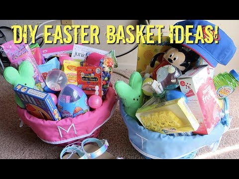What i got my kids for easter 2018 diy easter basket ideas toddler what i got my kids for easter 2018 diy easter basket ideas toddler kids negle Images