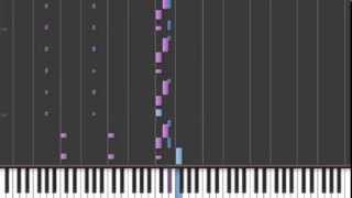 Empty Walls - Serj Tankian Synthesia Piano Cover