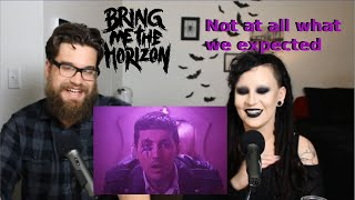 Alice listens to BMTH for the first time | Obey | Bring Me the Horizon | REACTION!!