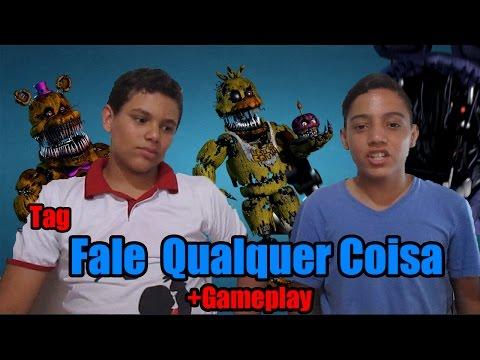Tag : Fale Qualquer Coisa + GamePlay - (Ft. BobGame) - Otávio Domingues