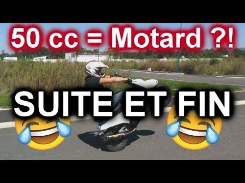 50cc: Petites merd*s ou vrais motards ?! (suite et fin 😉 )