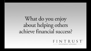 Chip Hardy on Financial Success