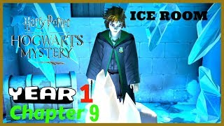 Harry Potter Hogwarts Mystery Gameplay Walkthrough Year 1 Chapter 9 |  Inside The Room