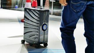 Смотрим чемодан с автопилотом Cowarobot