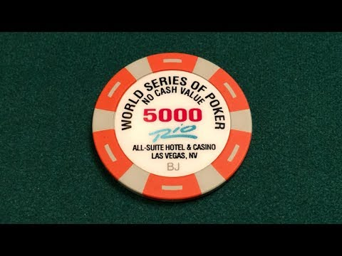 World Series Of Poker $1,500 MILLIONAIRE Maker Tournament!