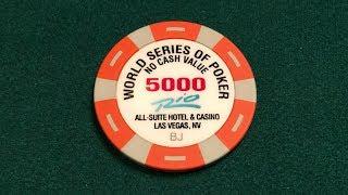 World Series Of Poker $1,500 MILLIONAIRE Maker Tournament!