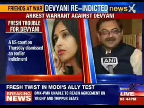 U.S re-opens Devyani Khobragade's case