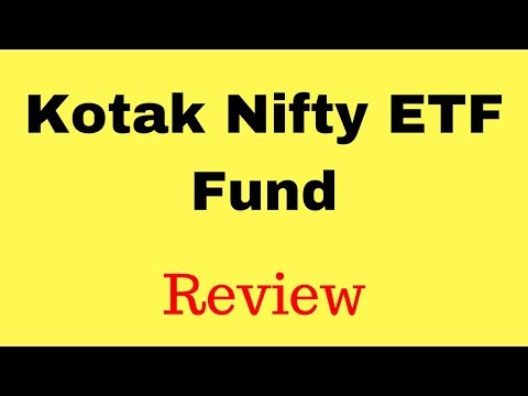 REVIEW: Kotak Nifty ETF Fund | Best Index Fund in India | Fortune Cafe