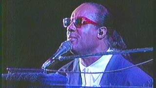 Keep Our Love Alive , Stevie Wonder Live in Japan 1990