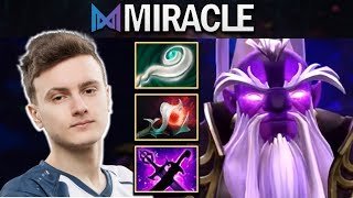 NIGMA.MIRACLE FIRST TIME VOID SPIRIT - DOTA 2 7.23F GAMEPLAY