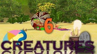 Sims 3 - CREATURES - Épisode 6
