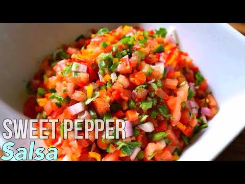 Best Traditional Salsa Recipe!!