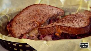 Norton's Pastrami & Deli on Diners, Drive-Ins and Dives