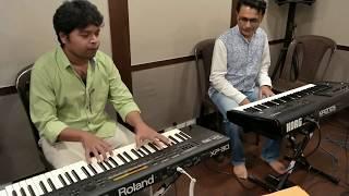 PADS - Pallav Pandya, Atul Raninga,Dharmesh Maru and Santosh Mulekar Jamming..