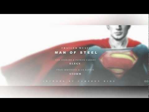 Man of Steel - Music from Trailer #2