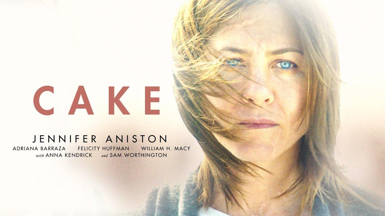 Movie Cake Jennifer Aniston Trailer