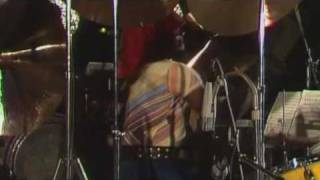 Alphonse Mouzon drums solo