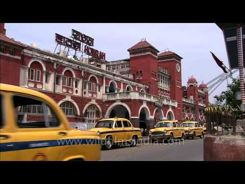 Howrah railway station, West bengal