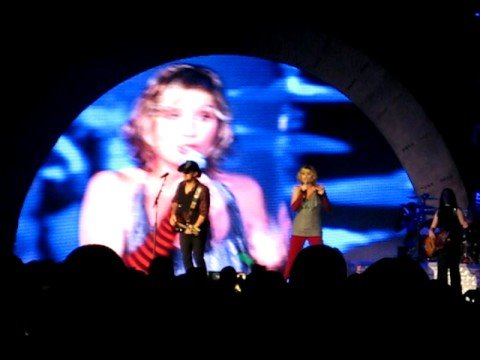 Sugarland: Want To -  whole song live
