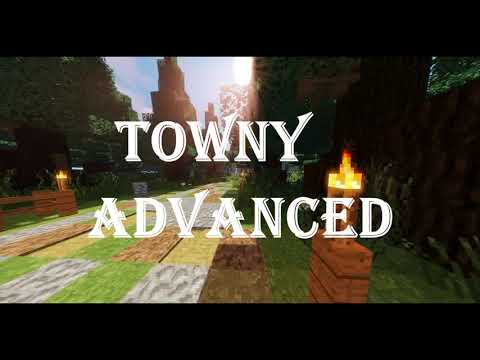 BlazeCraftNetwork Towny Community  Trailer