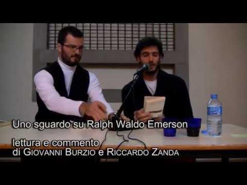 Ralph Waldo Emerson spiegato al filosofestival 2014
