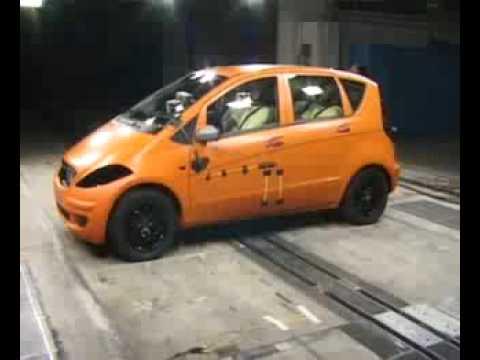 Mercedes-Benz A-Class Crash Tests