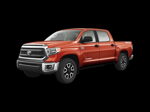2017 Toyota Tundra Crew Max Trd Off Road In Inferno