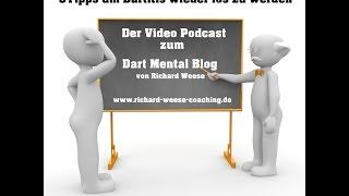 Dartitis - 5 Tipps um Dartitis wieder los zu werden