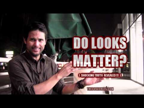 DO LOOKS MATTER? WHY UGLY GUYS GET LAID & YOU DON'T!!! ( SHO
