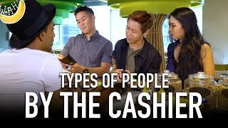 Types Of People By The Cashier
