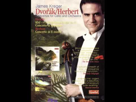 James Kreger Plays Herbert Cello Concerto No. 2, Op. 30: 2nd Mov't