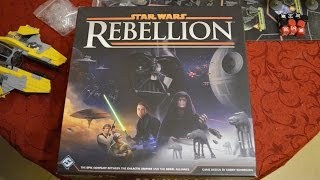 Игры к столу.  Star Wars Rebellion