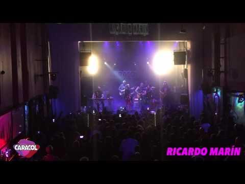 RICARDO MARIN & DAVID DEMARIA SALA CARACOL (LIVE HD)