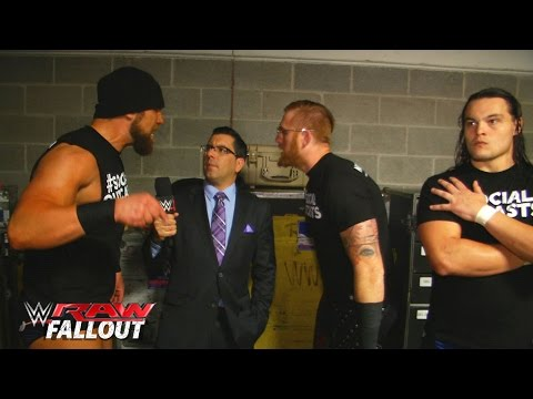 "Bo Dallas is ""upset"": Raw Fallout, February 29, 2016"
