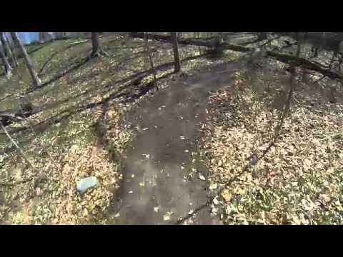 GoPro: Riding RockStar (helmet view)