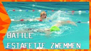 Battle Estafette Zwemmen | ZAPPSPORT